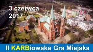 Wydarzenie Facebook II KARBiowska Gra Miejska